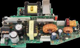 TP125A 90 Class II medical grade multiple output power supply